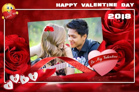 Valentine's HD Photo Frames 2018 - náhled