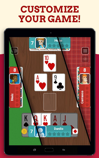 Euchre Free: Classic Card Games For Addict Players 3.3.2 screenshots 14
