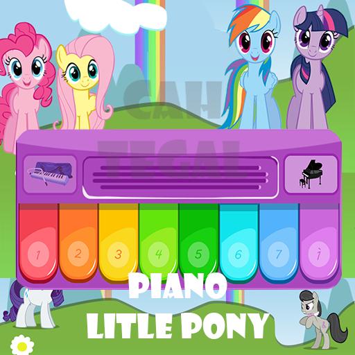 Piano Little Pony - Rainbow Dash