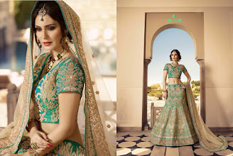 Photo: CODE: 13000 LEHENGA . Price : USD 146