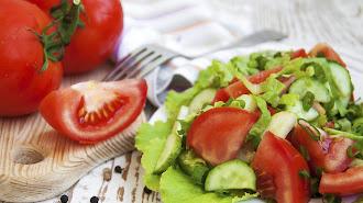 El principal consejo del Consejo General de Enfermería es incluir verduras y legumbres en los primeros platos.
