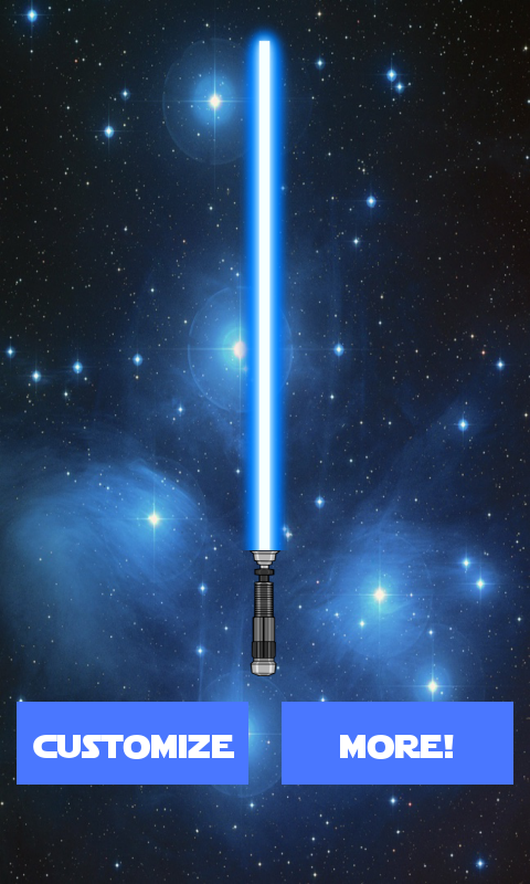 Force Saber of Light- screenshot