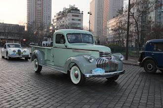 Photo: Chevrolet Pick up de 1941