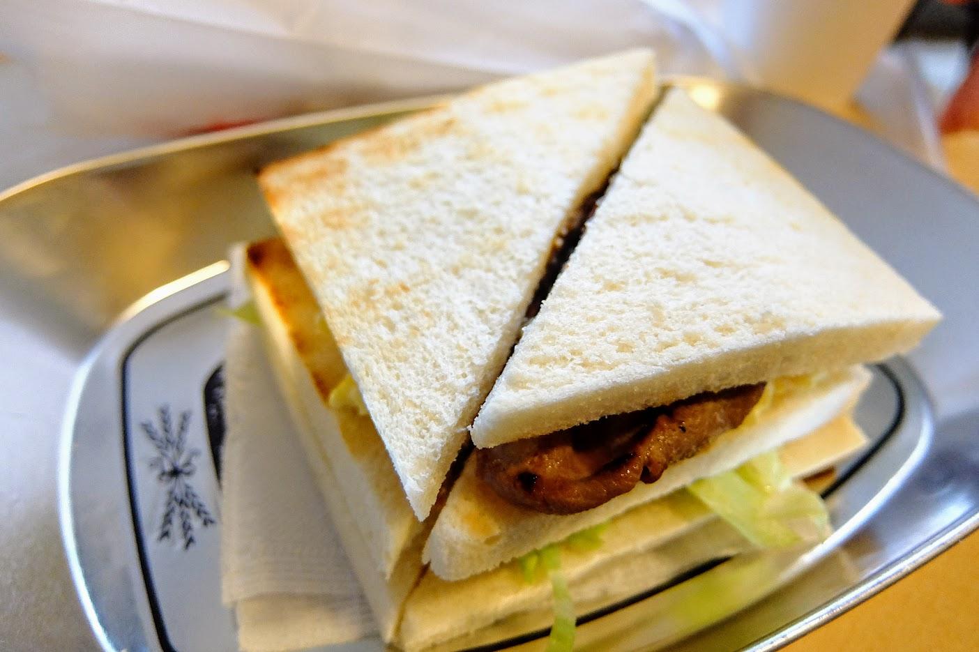 經典三明治