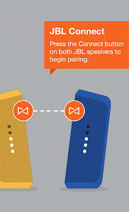 JBL Connect – Use the app to configure and upgrade JBL Flip 3