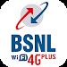 BSNL 4g plus - Seamless Wi-Fi icon