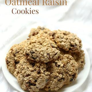 Chewy Gluten-Free Oatmeal Raisin Cookies (Allergy-Free, Vegan) Recipe