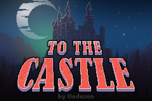 To The Castle:Retro platformer