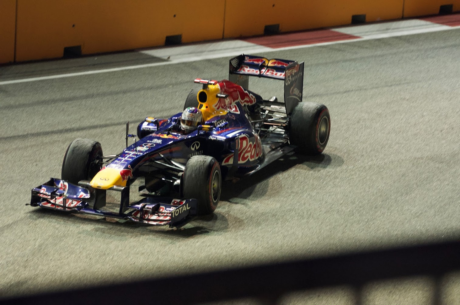 Sebastian Vettel Red Bull Racing
