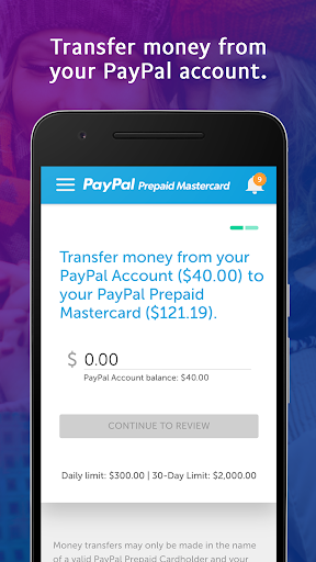 PayPal Prepaid - Revenue & Download estimates - Google Play Store - US