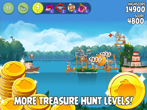 Angry Birds Rio screenshot 10