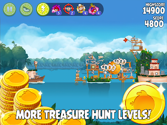 Angry Birds Rio APK screenshot thumbnail 10