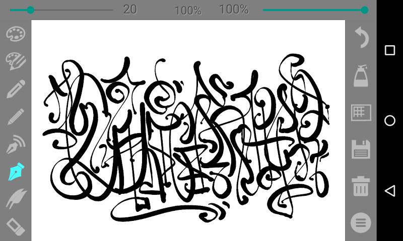 Calligrapher Pro Screenshot 3