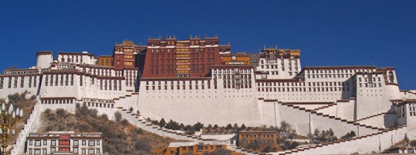 Photo: Potala Palace, Lhasa