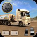 European Truck Driver Simulator PRO 2019 icon