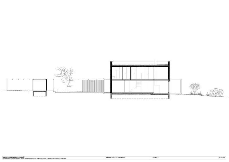 Casa para Dos Familias - Triendl und fessler architekten