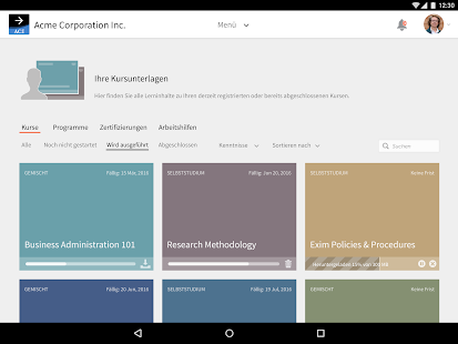 Adobe Captivate Prime – Apps bei Google Play
