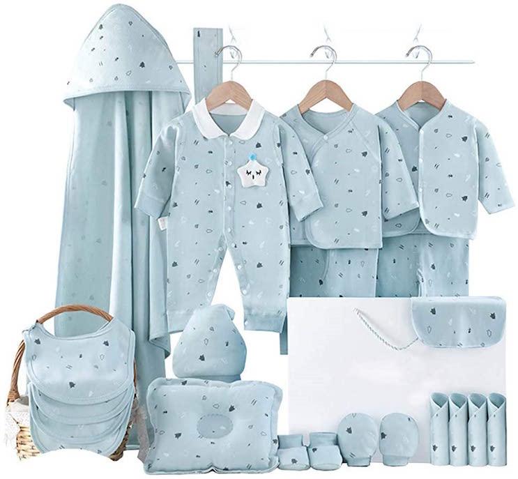 新生児 肌着出産祝いベビー服ギフトセット