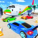Airplane Truck cargo-Animal Transport Sim-Game icon