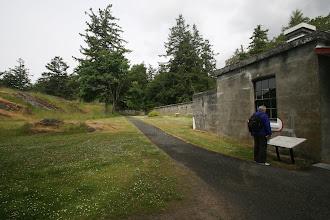 Photo: Auf Fort Rodd Hill