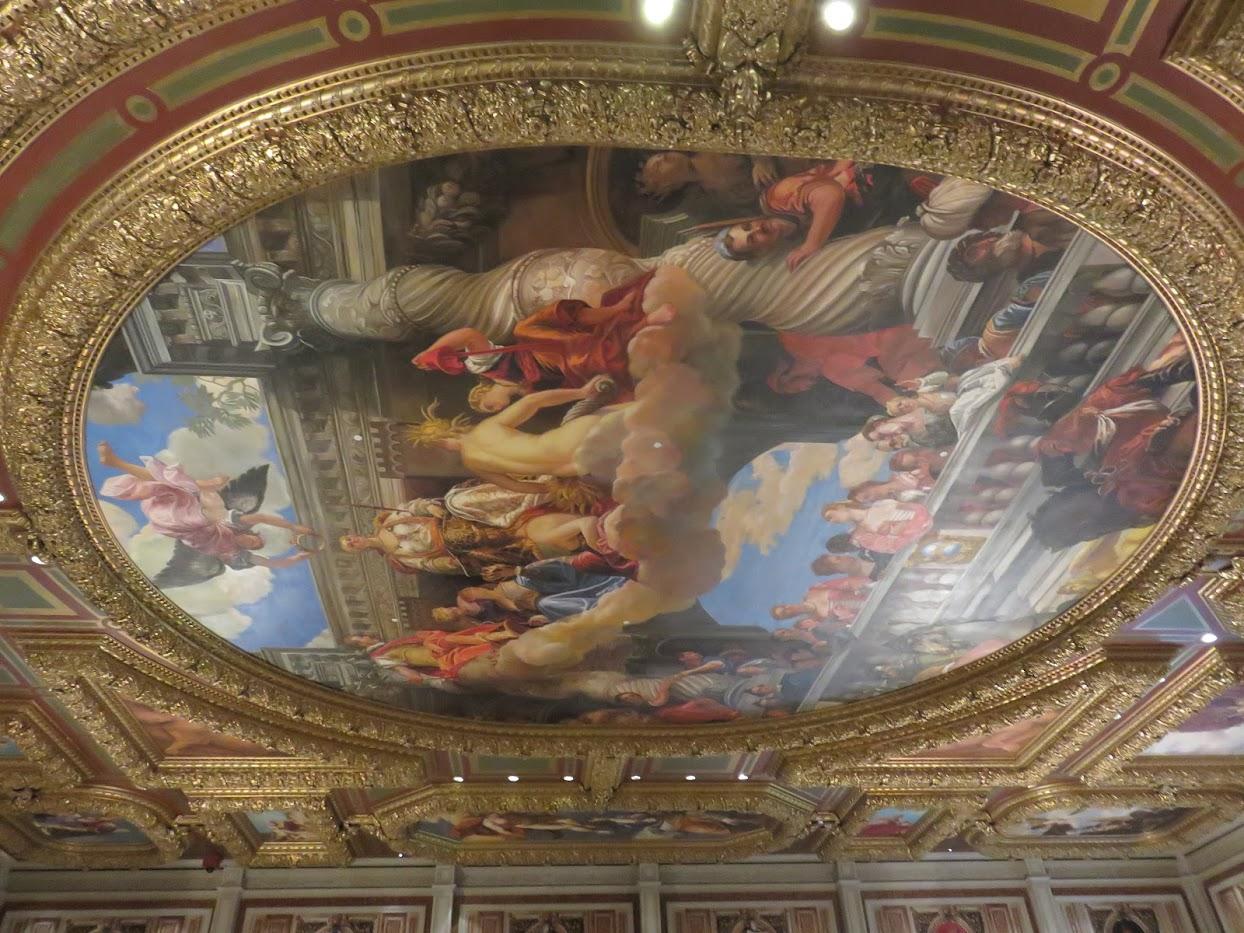 plafond Venetian Las Vegas