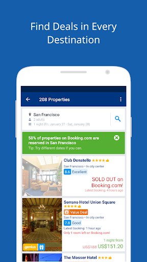Booking.com Travel Deals 16.1.1 screenshots 3