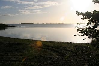 Photo: Zonsopkomst op het Veluwemeer
