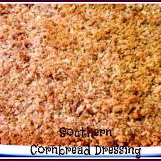 Southern Cornbread Dressing!