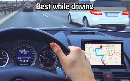 GPS Route finder Navigation Free - náhled