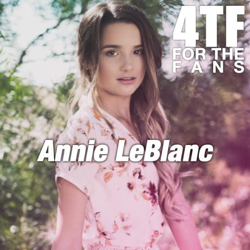 Songpop For The Fans Annie Leblanc