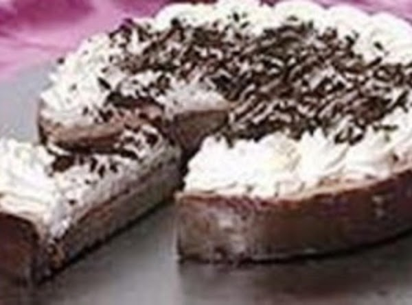 Impossible Chocolate Cream Pie-Recipe 1983