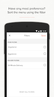 Freshmenu - Order Food Online- screenshot thumbnail