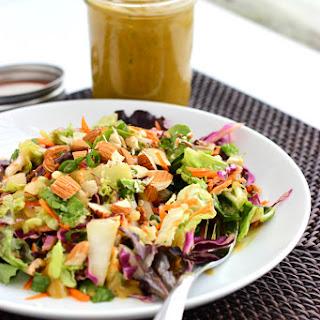 Thai Napa Cabbage Salad