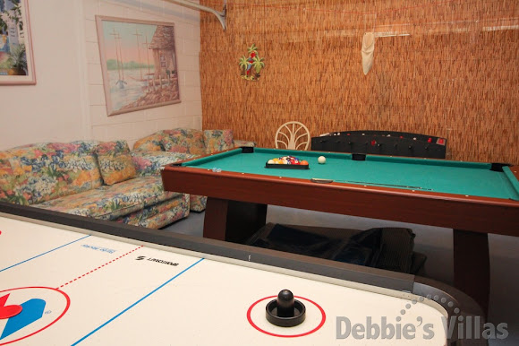 Great games room