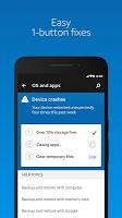 screenshot of Device Help