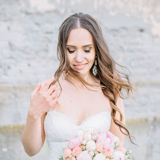 Wedding photographer Polina Sosnovskaya (PSphotos). Photo of 31.07.2016