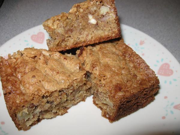 Georgia Cornbread Cake Recipe