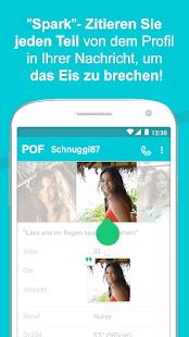 POF Kostenlose Datingseite Screenshot