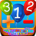 Kids Math Game 2D icon