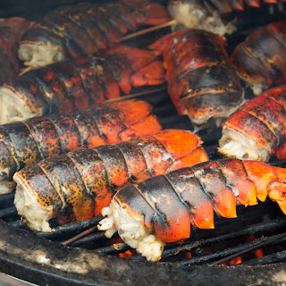 Grilled Butter Lobster Tails Recipe