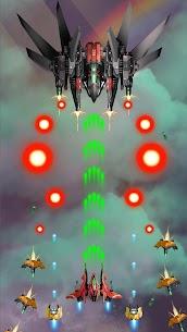 حروب الفضاء: لعبة اطلاق النار سفينة الفضاء 3