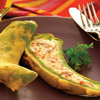 Armando's Chiles Rellenos.
