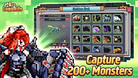 Bit Legends MOD (Free Shopping) 2