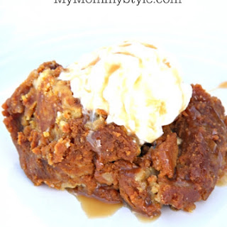 Crock Pot Pumpkin Cobbler