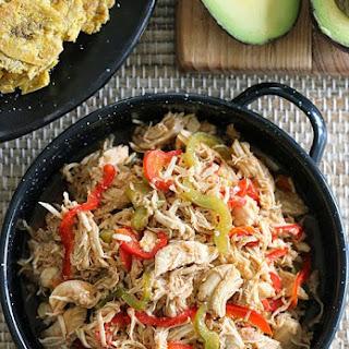 Chicken Ropa Vieja