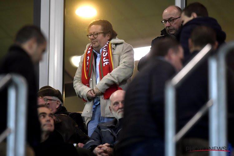 KV Oostende en Anderlecht staan zaterdag tegenover elkaar, maar Marc Coucke zal nergens in het stadion te zien zijn