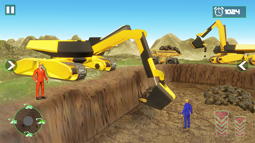 Heavy Sand Excavator Simulator 2020 modavailable screenshots 8