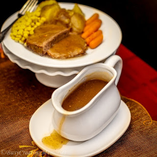 Lump Free Homemade Gravy