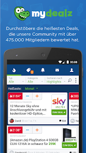 mydealz – Gutscheine & Deals screenshot 0