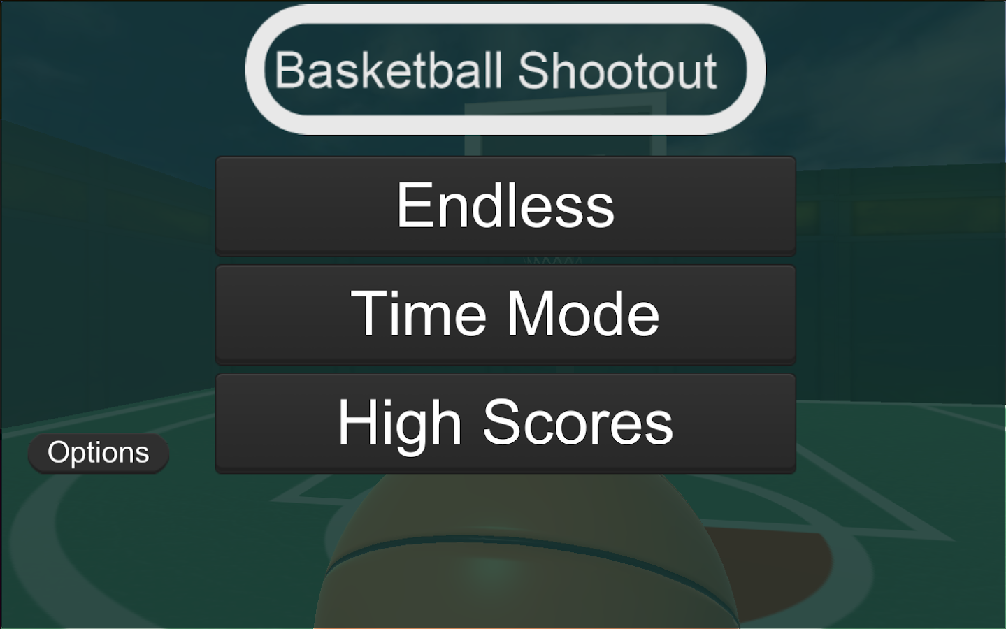 Basketball Shootout- screenshot